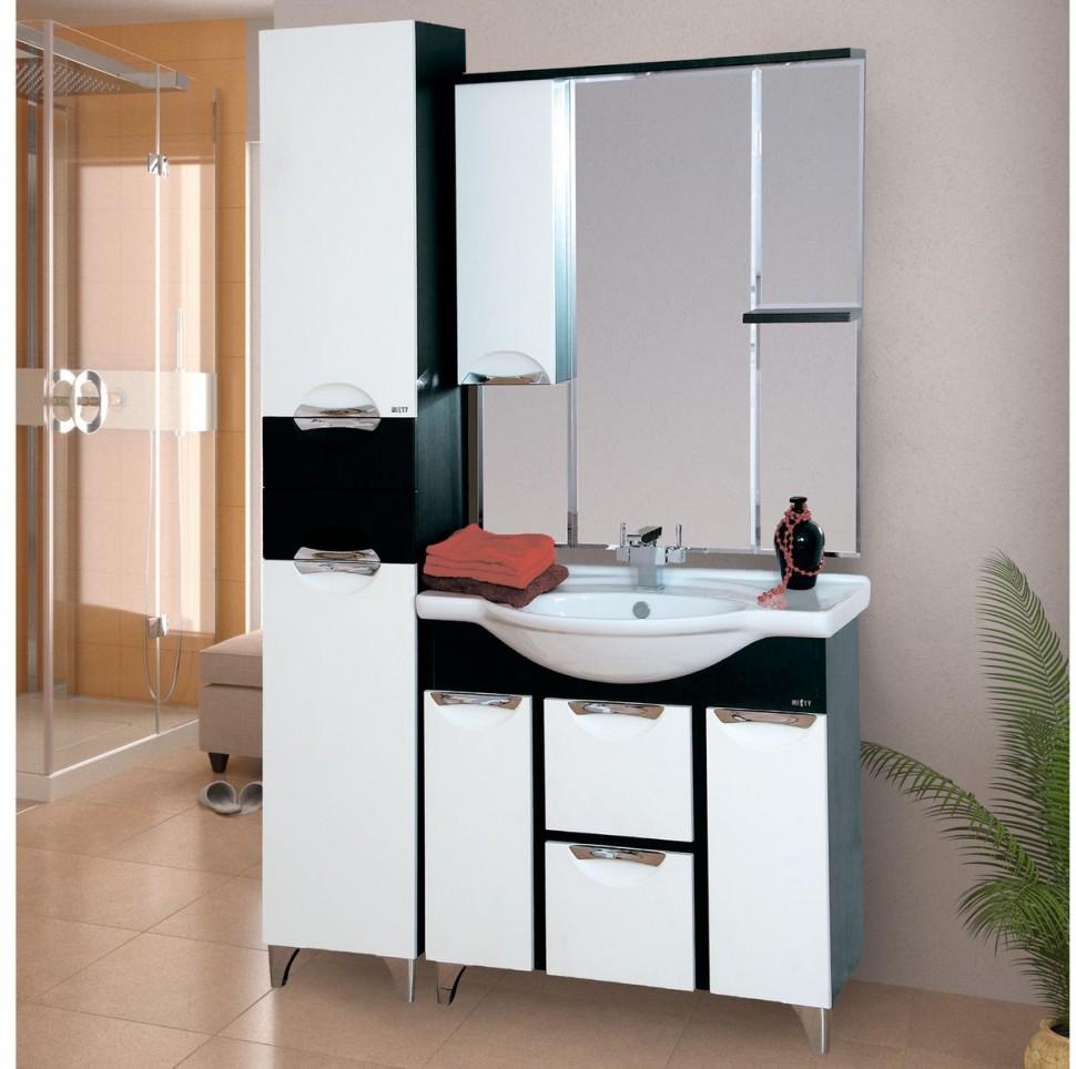 Мебель для ванн франко Поддон для душа RGW Acrylic B/CL-S 80х100