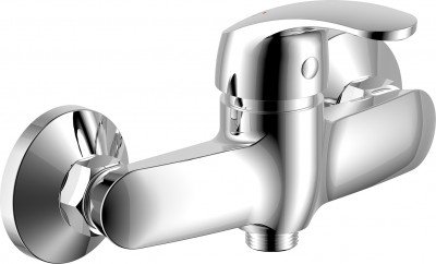 Смеситель Damixa RedBlu Palace One 412000000 для душа
